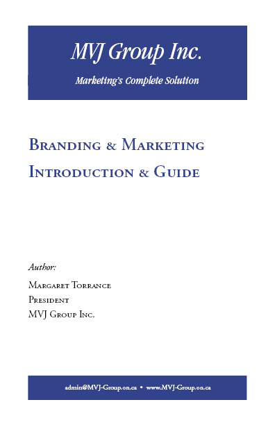 Branding and marketing e-book image