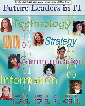 Future Leaders in IT e-magazine cover